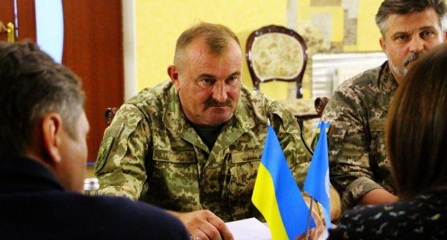 Виталий Бала об отводе вооружения ВСУ: это больше похоже на капитуляцию, хотя и называют ее по-другому