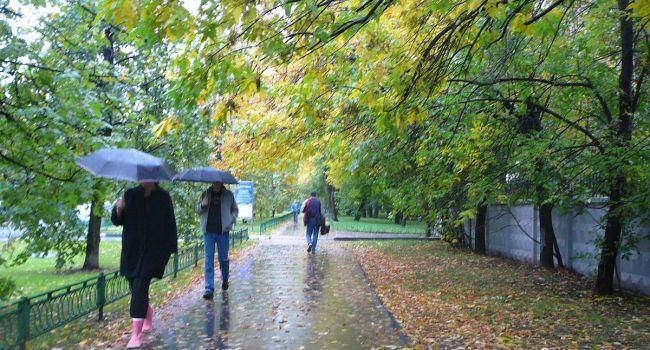 «Дождливо, зябко и промозгло»: синоптики огорчили прогнозом на ближайшие дни