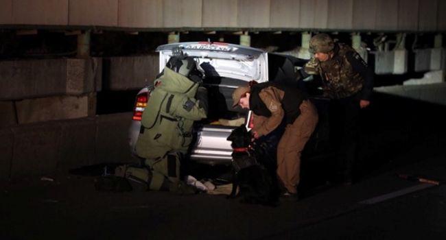 «Минирование» моста Метро»: В МинВОТ заявили, что будут защищать ветерана АТО