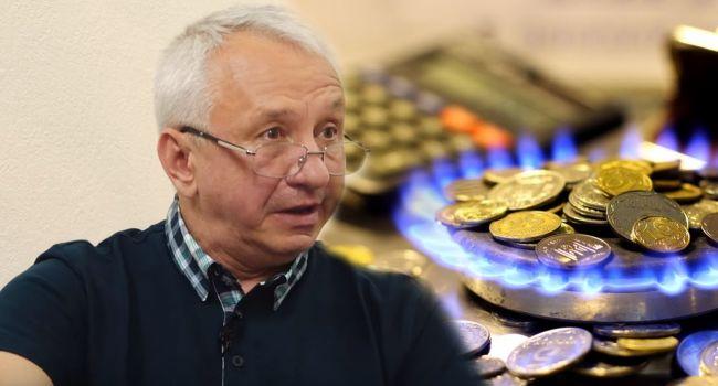 Повышение цен на газ правительством Гройсмана было превращено в своеобразный механизм дополнительного налогообложения украинцев - Кучеренко