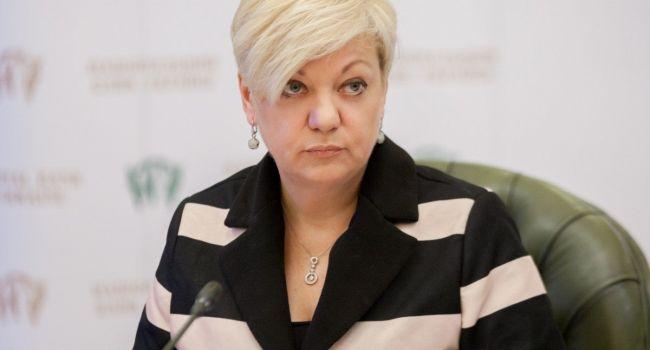 Гонтареву хотят использовать для открытия уголовных производств в отношении представителей предыдущей власти - Солонтай