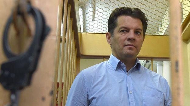 «Следили за тем, чтобы не покончил с собой»:  Сущенко шокировав рассказом о российской тюрьме