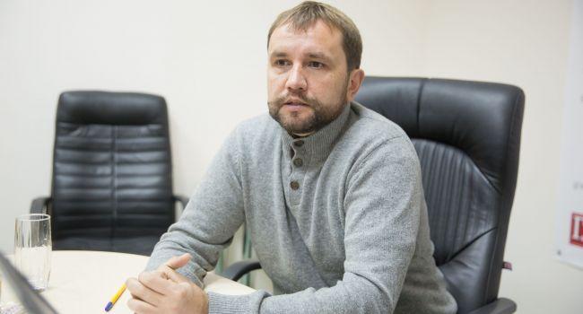Россия в Крыму ведет себя точно так же, как и немцы на оккупированных территориях - Вятрович