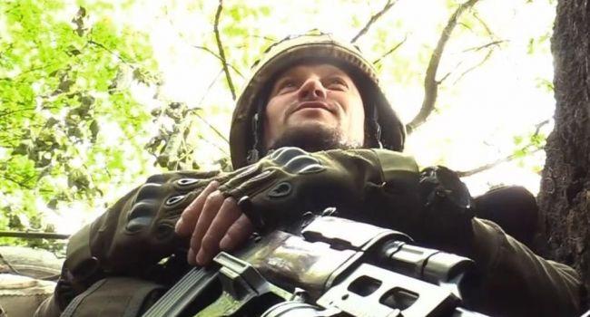 Официально: Бойцы «Айдара» без единого выстрела заставили боевиков бежать из Горловки