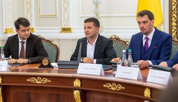 В Офисе президента заявили, что хотят узаконить «формулу Штайнмайера»