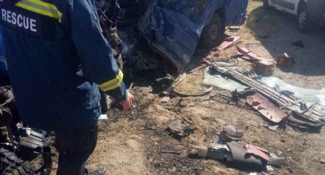 «Трагедия! Это просто шок!»: В Одесской области переполненная людьми маршрутка столкнулась с грузовиком, 9 погибших