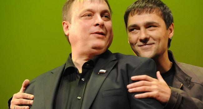 «ЯЮру неузнаю»: Разин пояснил, почему Шатунов закрылся отвсех