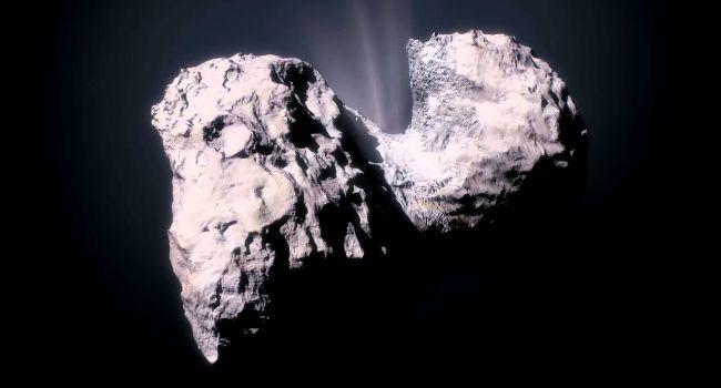 Это прыгающие камни: ученые заявили о странной находке на комете