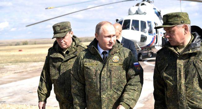 Политолог: в РФ завершились стратегические командно-штабные учения «Центр-2019», но нам теперь до этого нет дела