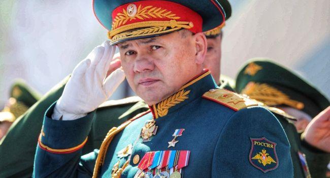 Шойгу вооружает армию РФ специально для проведения боевых действий в Украине – Луценко