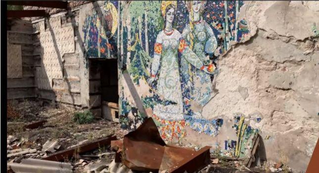 Житель Донецка показал, во что «русский мир» превратил город