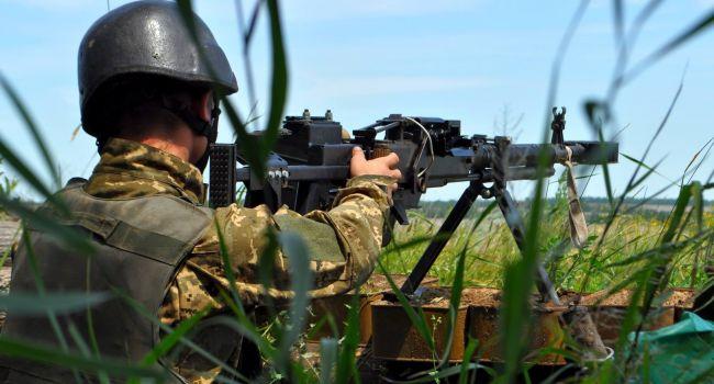 Война на Донбассе: Боевики обстреляли ВСУ из запрещенного оружия, есть потери