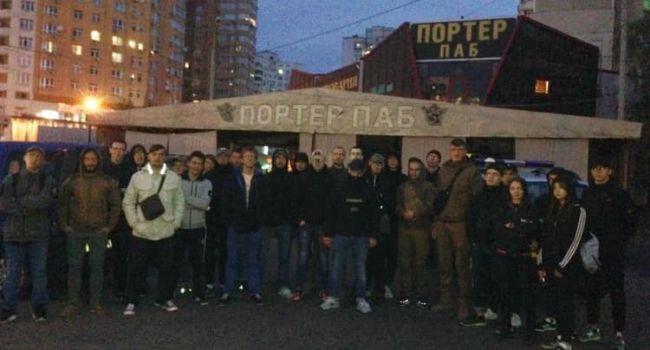 «Едьте во Львов и там разговаривайте на своем украинском. Село. Селюки»: киевский паб попал в громкий языковый скандал