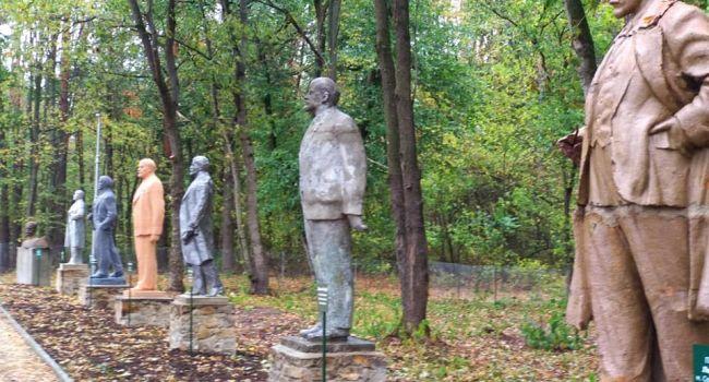 Невозможно себе представить парк, посвященный режиму Гитлера в ФРГ, но в Украине все по-другому – здесь уважают своих палачей