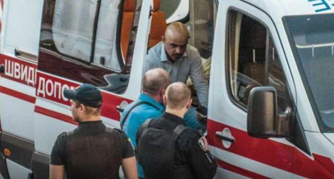 Обидчик Найема Саитов задержан в Украине – Маси Найем