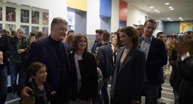 «Есть над чем подумать»: Порошенко сравнил украинских политзаключенных с поэтом-шестидесятником Василием Стусом