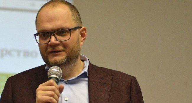 Гай о заявлении Бородянского о языковом законе: такую позицию министра поддержат все здоровые проукраинские силы