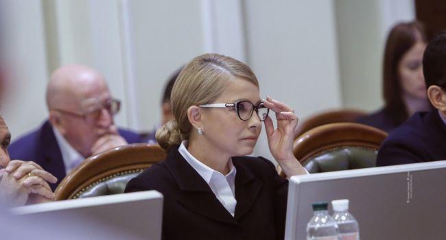Медушевская: искренне жаль Тимошенко. Она ничего так и не поняла