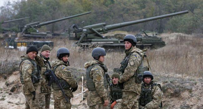«Козацька воля»: В Украине стартовали масштабные военные учения