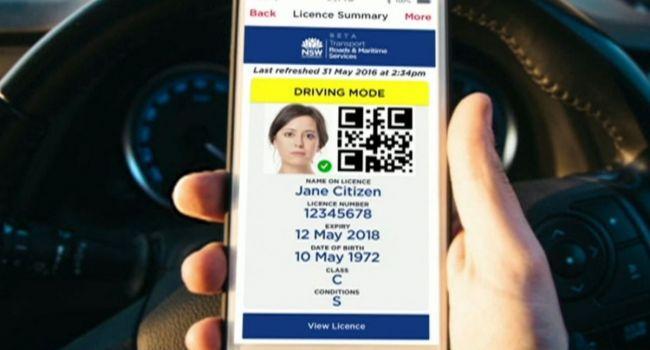 Украинцы вскоре получат возможность пользоваться цифровыми водительскими удостоверениями - Федоров