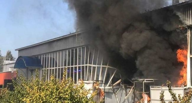 Из-за сильного взрыва на заводе в Сумах пострадало много людей – полиция