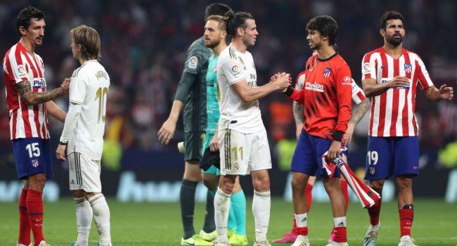 Мадридское дерби закончилось нулевой ничьей - «Реал» и «Атлетико» разошлись миром в 7-м туре Ла Лиги