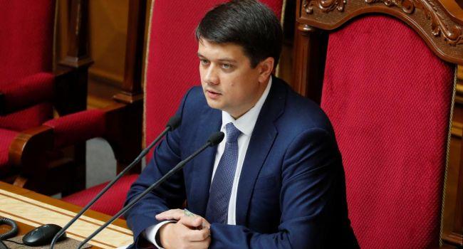 Олигархи в Украине будут отстранены от крупного бизнеса - Разумков