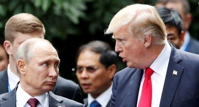 Пришло время украинцам посмеются над Путиным: демократы настаивают на обнародовании стенограммы разговора Путина с Трампом