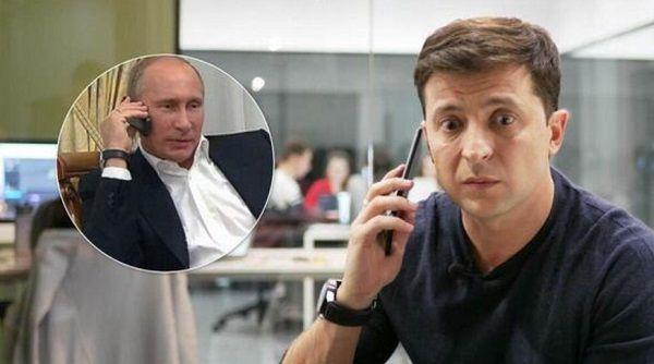 Журналист: Путин показал Зеленскому, что он в капкане