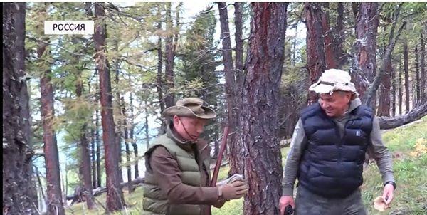 «Поганая ботоксная скотина»: сеть взбудоражило видео Путина за необычным занятием