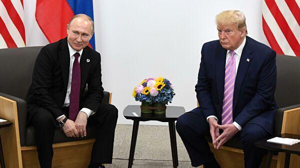 «Хотел бы стать «миротворцем»: американский дипломат раскрыл план Трампа и Путина по Донбассу