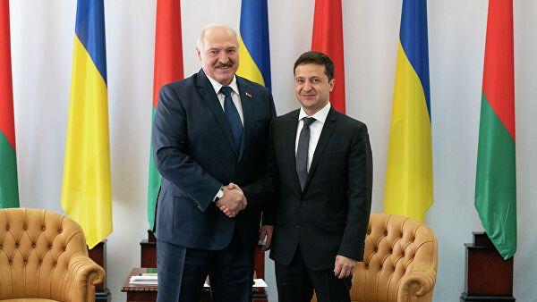 «В любое удобное время»: Лукашенко уже ждет Зеленского в Беларуси