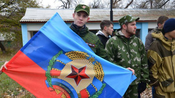 «Мы хотим в Россию»: фанаты Кремля в «ЛНР» пошли на обострение