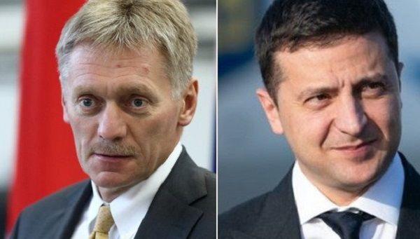 «Не выполняет обещания»: в Кремле жестко прошлись по Зеленскому из-за встречи в «нормандском формате»