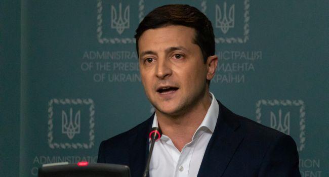 «Выборы на Донбассе»: Или граница наша, или выборов не будет – Зеленский
