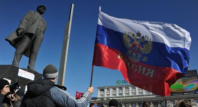 Иванов: Донбасс разрушает РФ, висит на ее шее. Почему же Украина должна мешать этому выгодному для человечества процессу?