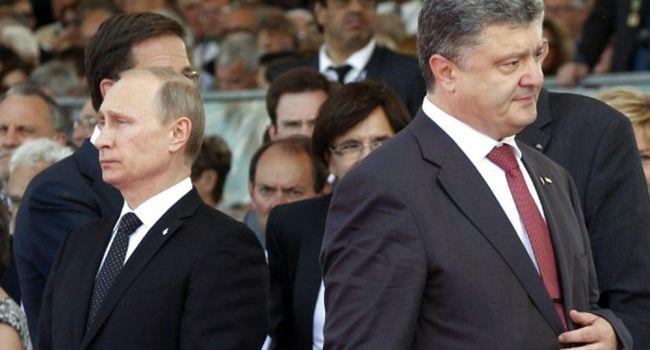 «В первые месяцы конфликта Путин звонил Порошенко и предлагал помощь»: Бывший украинский депутат рассказал о политике экс-президента
