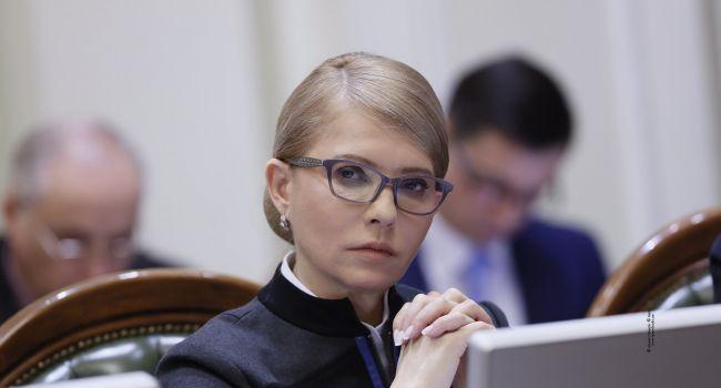 «Станем колонией России»: Тимошенко эмоционально отреагировала на формулу Штайнмайера