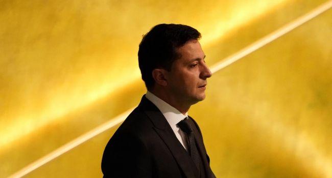 Уже к концу осени перспективы Зеленского будут не очень веселыми — Голобуцкий
