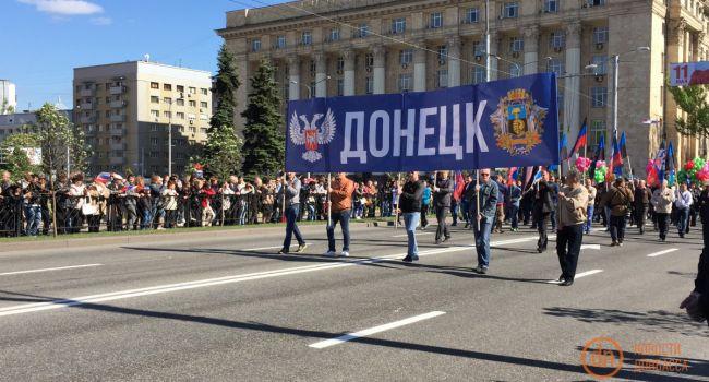 Арестович: в «освобожденном Донецке» можно будет в троллейбусе по УБД проехаться?