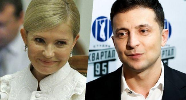 Доллар по 4.84 при Тимошенко и по 24 при Зеленском: блогер рассказал, что здесь общего и причем здесь народная любовь