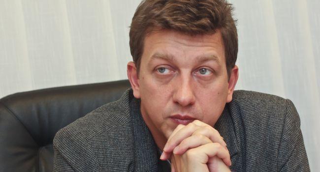 Олесь Доний: мы должны идти по Хорватскому сценарию, все, кто убивал украинских граждан не должны иметь права голоса