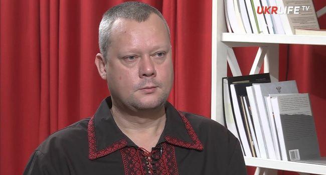Сазонов: если Рада проголосует за амнистию боевикам особый статус, ее просто снесут