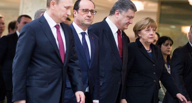 Те, кто сейчас кричит о «капитуляции», забывают, что Порошенко называл «Минск» хорошим соглашением — Литвин