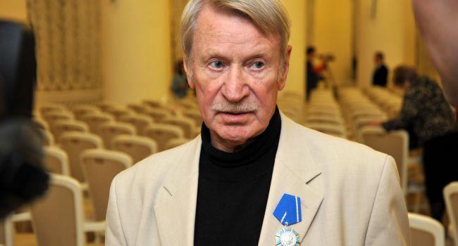 У 89-летнего актера Краско еще одно пополнение в семье
