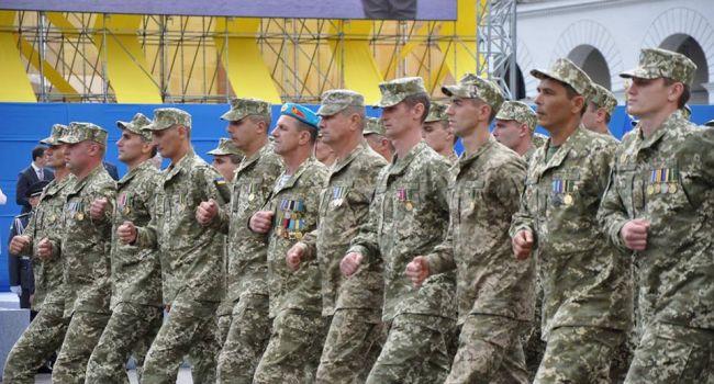Боец «Айдара» намекнул на масштабные протесты АТОшников в Украине