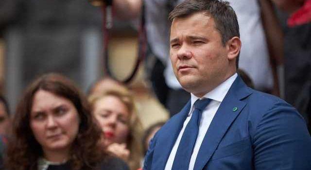 Андрей Богдан давно уже должен написать реальное заявление на увольнение – Данилюк