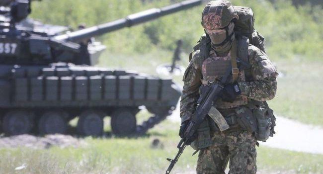 «Формула Штайнмайера»: Если РФ не выполнит условия, никакого разведения войск на Донбассе не будет — Минобороны