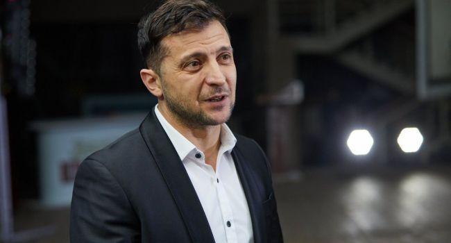 Журналист о заявлении Зеленского: «Если дети мешают президентству, нужно стать няней»