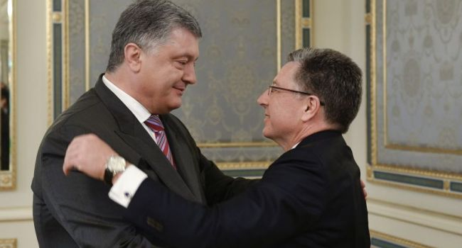 Царёв: «Порошенко дал Волкеру миллион долларов, а тот не заплатил налоги»
